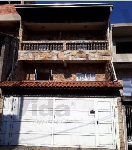 Casa Sobrado Para Venda, 3 Dormitório(s), 197.0m² - 37057