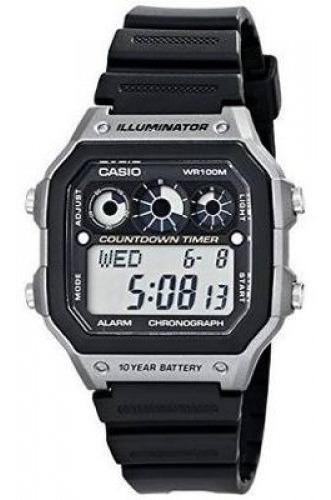 Reloj Casio Ae-1300wh 100 Mts