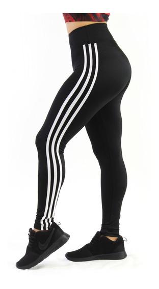 Ropa Deportiva Mujer Leggings Colombianos Licra Mallas 35 /l