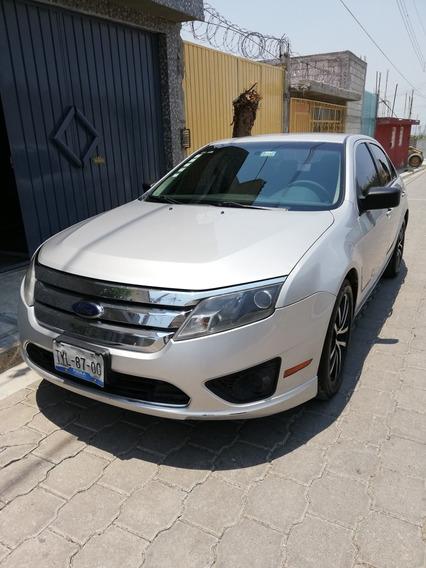 Ford Fusion 2010 Se L4 At