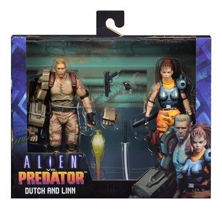Alien Vs Predator Arcade Appearance 7 Scale Dutch & Linn