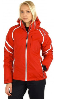 Campera Northland Lara Ski Capucha Mujer