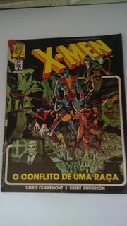 X-men - Graphic Novel N°1 - O Conflito De Uma Raça