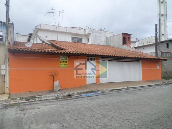 Casa Com 2 Dormitórios À Venda, 100 M² Por R$ 400.000 - Cidade Edson - Suzano/sp - Ca0235