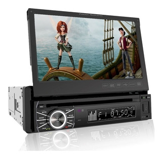 Autoestereo Power A Ptid-8920b Dvd Bluetooth = Soundstream
