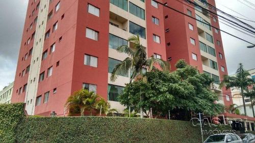Apartamento Com 2 Dormitórios À Venda, 77 M² Por R$ 285.000,00 - Rudge Ramos - São Bernardo Do Campo/sp - Ap63909