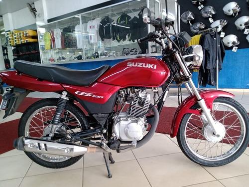Suzuki Gs-120 - 2017