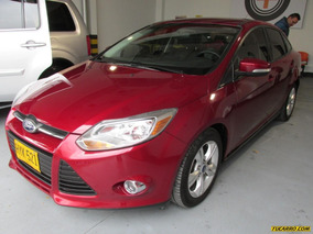 Ford Focus Se At 2000cc 4p