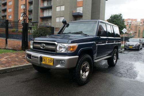Toyota Land Cruiser Vdj 76 Diesel Arabe