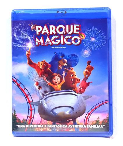 Parque Magico Bluray Wonder Park Nuevo