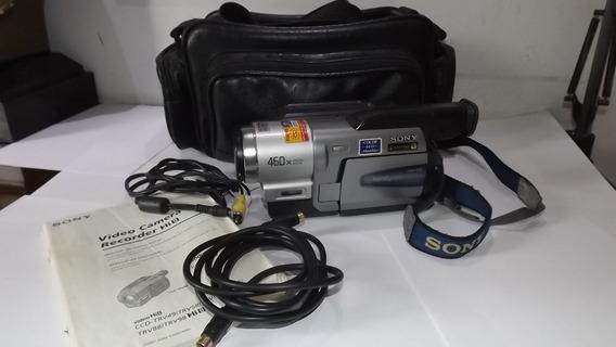 Handycam Sony Video Camara Grab. Hi8 Ccd-trv58 -460x - 55dol