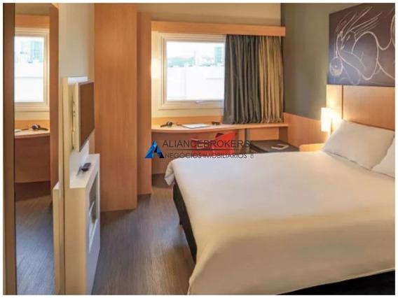 Quarto De Hotel No Ibis, Localizado Na Av Nove De Julho, Proximo Shopping Jundiai. - Ap03152 - 33723063