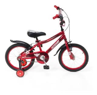 Bicicleta Niños Rodado 16 Con Estabilizadores L Kds
