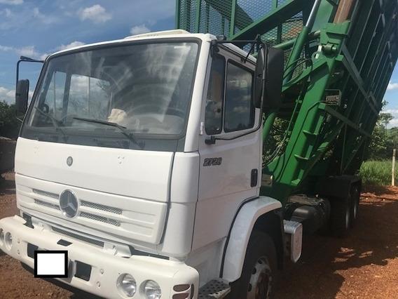 Caminhão Transbordo Mercedes Mb 2726 6x4 2011 R$ 135.000.