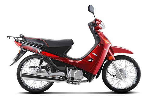 Motomel Dlx 110 Deluxe 2020 0km - Entrega Inmediata