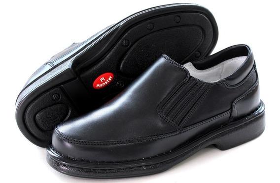 Sandalia Sapato Diabético Antistress Semi Ortopédico Leve