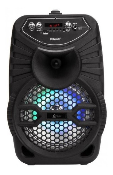 Caixa De Som Lenoxx Bluetooth Ca100 120wts Ca100