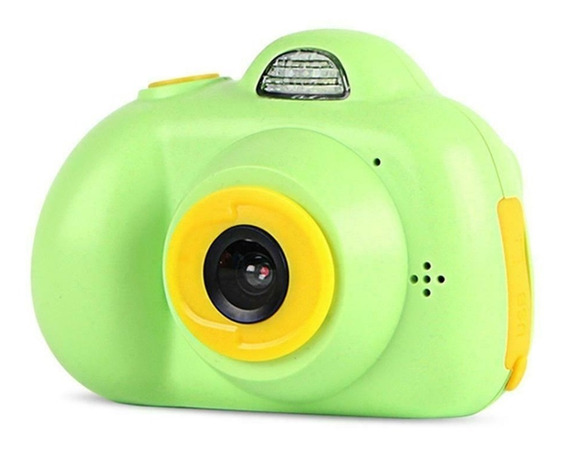 Câmera Digital C/ Flash Kids Criança Selfie Frete Gratis