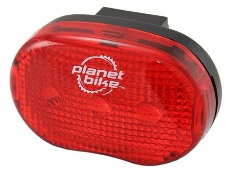 Luz Led Para Bicicleta Planet Bike Blinky 3