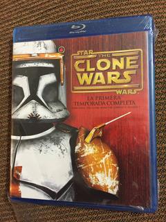 Clone Wars Star Wars 1a Temporada Completa Guerras Clonicas