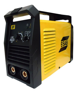 Soldadora Inverter Esab Handy Arc 160i Lhn Dual Voltage