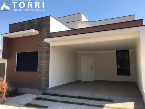 Casa Térrea À Venda No Condomínio Jardim Terras De São Francisco - Cc00229 - 69475424