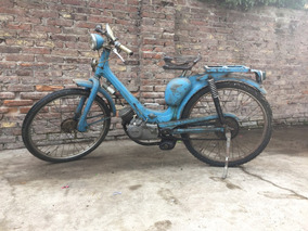 Moto Siambretta 48cc Para Repuestos