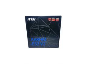 Kit Upgrade Gamer Msi + Processador Amd A6 7480 + 16gb Ddr3