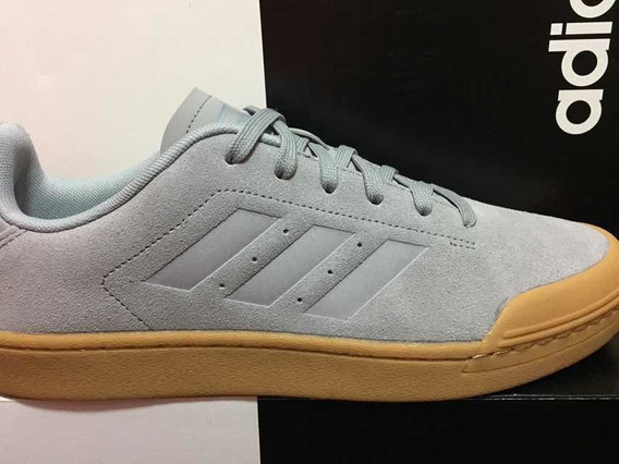Tênis adidas Court70s Original Cinza Masculino