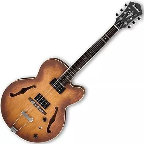 Guitarra Semi Acústica Profissional Af55 Tf Ibanez Oferta