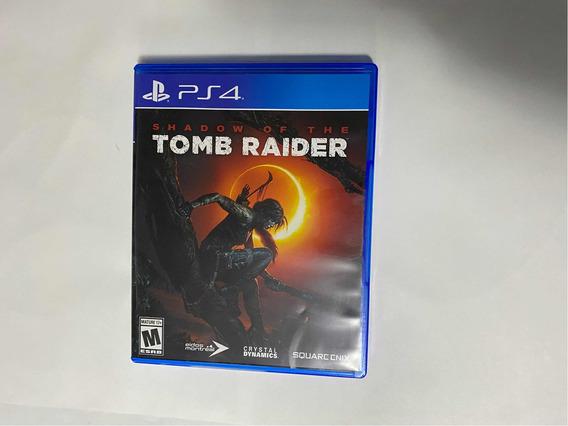 Tomb Raider - Playstation 4