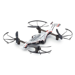 Drone Racer Kyosho 1:18 Rc Ep G-zero Rs Branco Rádio Kt231p