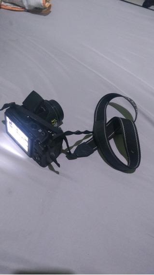 Câmera Fotográfica Semi-profissional Nikon L810
