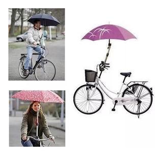Soporte Sombrilla Para Bicicleta O Carriola Envio Gratis