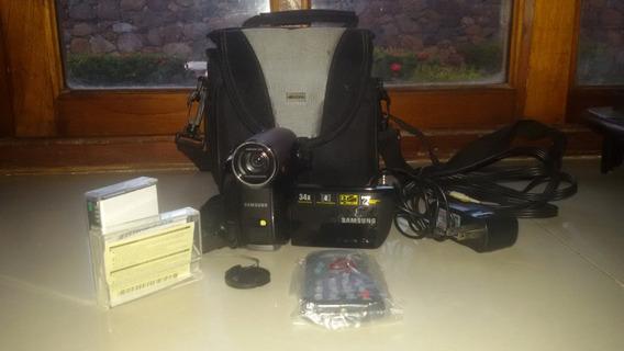 Camara Filmadora Samsung Optical 34x