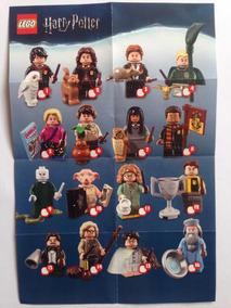 Catalogo Lego Harry Potter Minifugura Mini Figuras Original