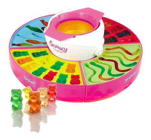¡ Máquina Para Hacer Gomitas Dulces Nostalgia Gummy Candy !!
