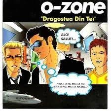 Ozone - Dragostea Din Tei Cd Original