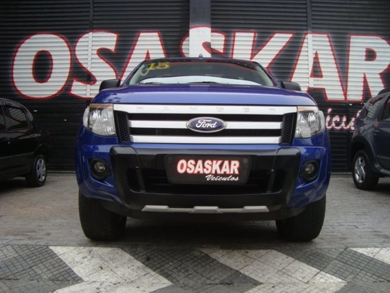 Ford Ranger 2.5 Sport 16v 4x2 Cs Flex 2p Manual