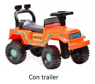 Andarin Caminador Jeep Super Girly Pata Pata Toyota Rodacros