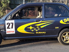 Subaru Vivio Subaru Vivio Gl