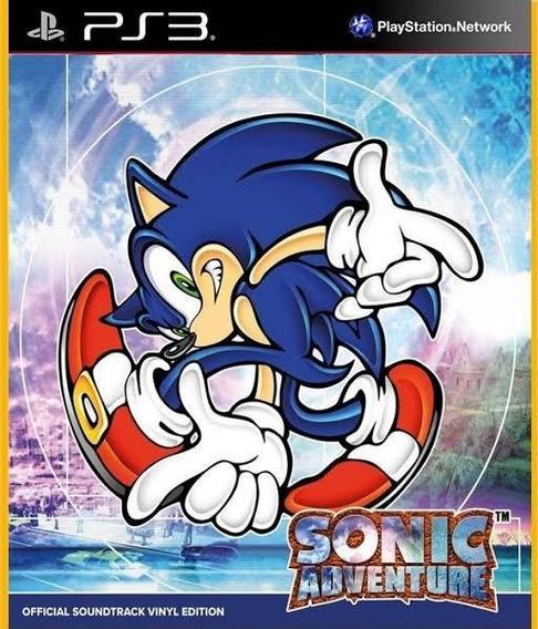 Sonic Adventure 1 Ps3 Play3 Jogo Playstation 3 Buy