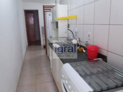 Imagem 1 de 5 de Casa Para Alugar, 40 M² Por R$ 1.200,00/mês - Jabaquara - São Paulo/sp - Ca0389