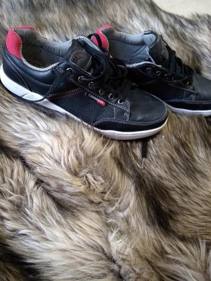 Zapatillas Cuero Hombre Conamore No adidas No Nike