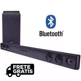 Soundbar Lg Sj3 300w 2.1 Canais Bluetooth Subwoofer Wireless