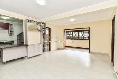 Sobrado Com 3 Dormitórios Para Alugar, 150 M² Por R$ 2.000/mês - Santa Felicidade - Curitiba/pr - So1432