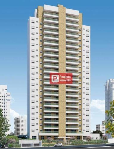 Apartamento - Campo Belo - São Paulo/sp - Ap25008