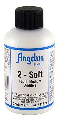 Marca Angelus 2  Tela Suave Tamaño Mediano Aditivo Liquido T