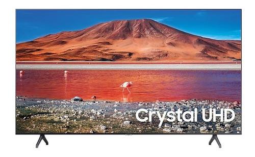 Smart Tv Samsung Led 55´´uhd 4k Crystal + Smartthings