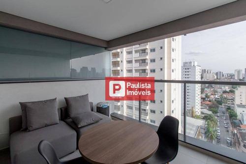 Apartamento Para Alugar, 30 M² Por R$ 3.000,00/mês - Vila Cordeiro - São Paulo/sp - Ap30473